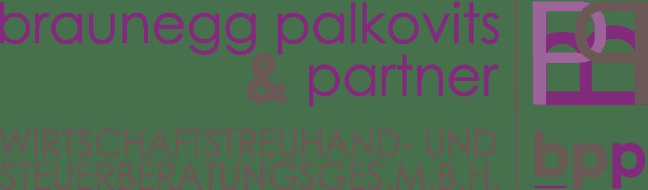 Logo braunegg palkovits & partner